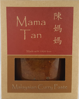 Mama Tan's Curry Paste - £5.00